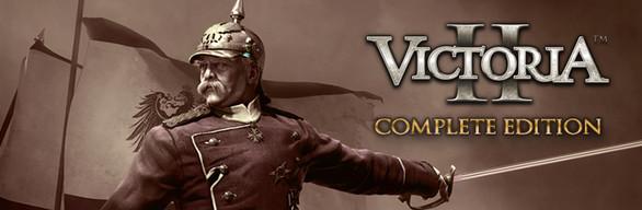 Victoria II Complete Edition