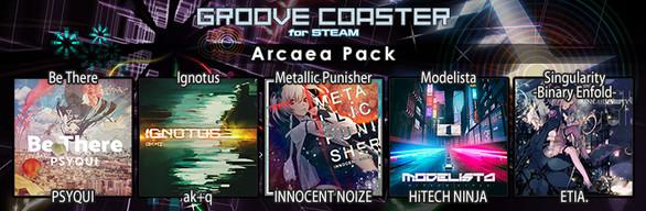 Groove Coaster - Arcaea Pack