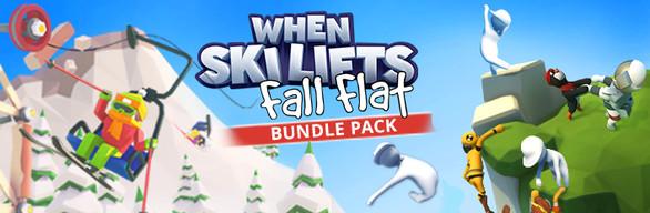 When Ski Lifts Fall Flat Bundle