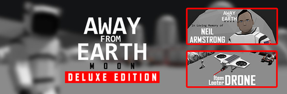 Away From Earth: Moon Deluxe Edition