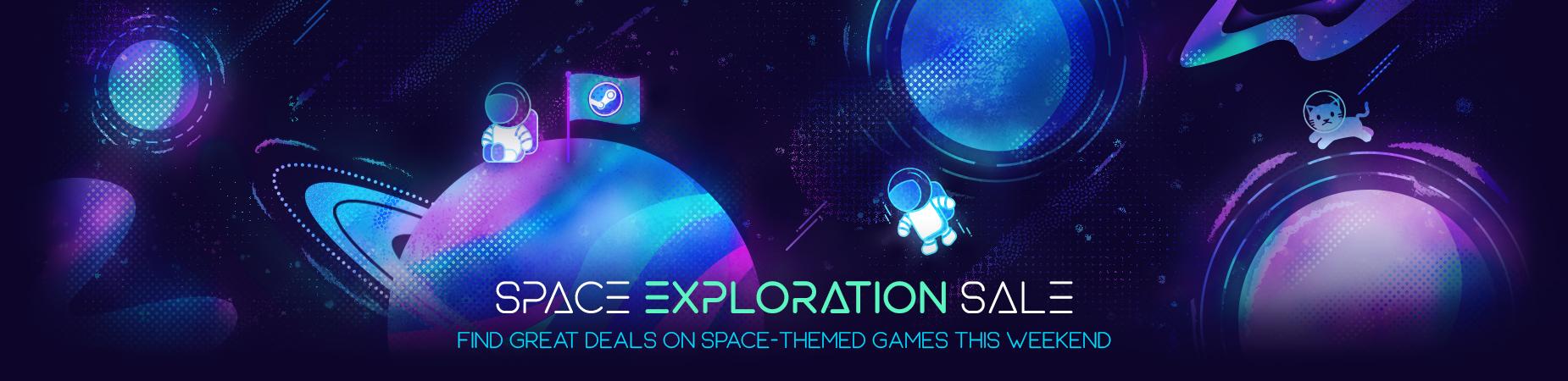 Space Exploration Sale