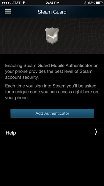 Steam Guard: How to set up a Steam Guard Mobile
