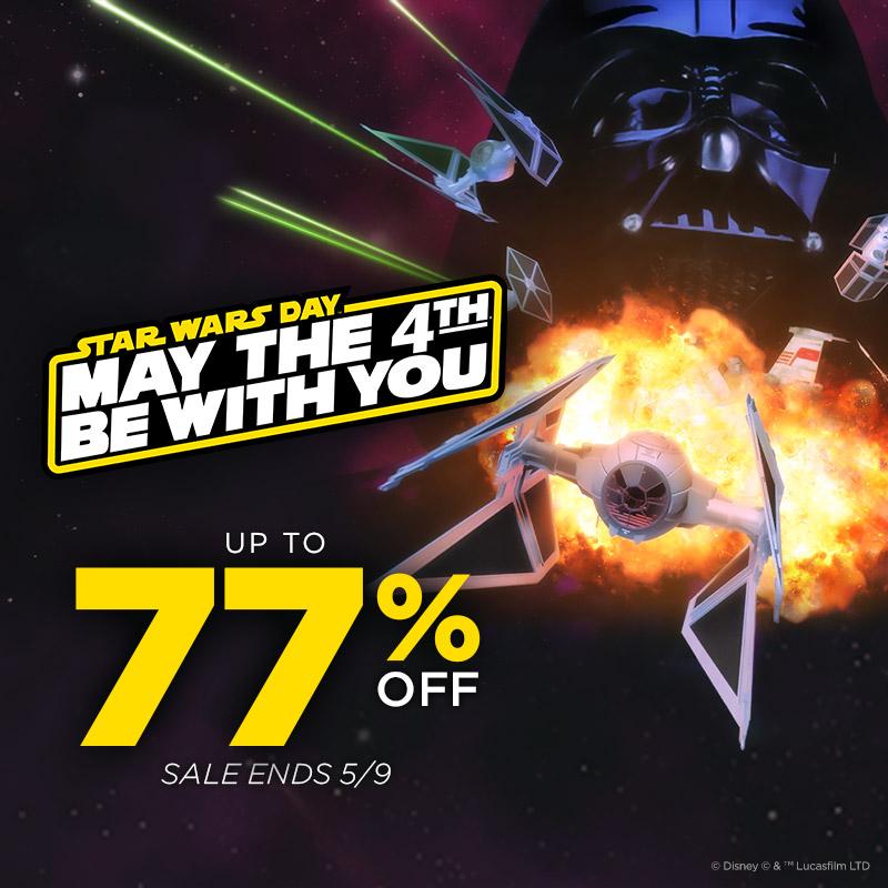 Star Wars Day: Star Wars Day
