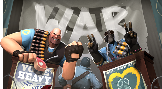 Team Fortress 2 now has Real Competitive Rankings