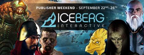 Iceberg Publisher Weekend