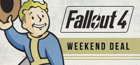 Weekend Deal – Fallout Franchise, Up To 50% Off