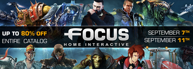 Focus Publisher Weekend