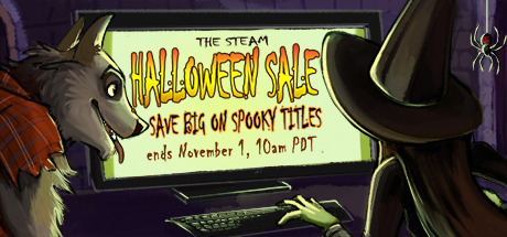 The Halloween 2017 Promo en @Steam_Games - Atentos!!! | VayaAnsias
