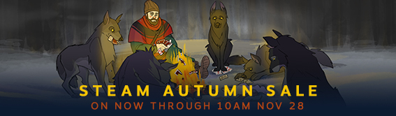 Steam Autumn Sale 2017 – The Steam Awards is Back!