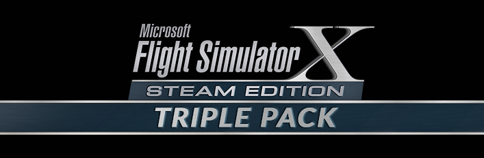 FSX: Steam Edition + Skychaser + Piper Aztec Triple Pack
