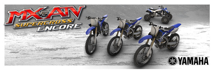MX vs. ATV Supercross Encore - Yamaha DLC Pack