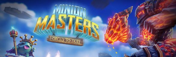 Minion Masters Premium Edition cover art