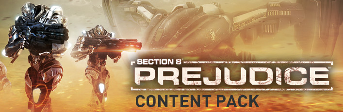 Section 8: Prejudice - Content Pack