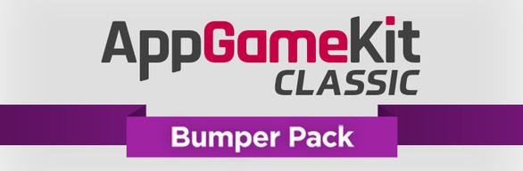 AppGameKit - Bumper Pack