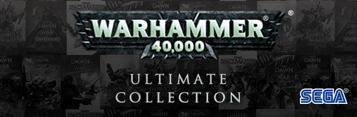 SEGA's Ultimate Warhammer 40,000 Collection