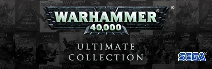 SEGA's Ultimate Warhammer 40,000 Collection