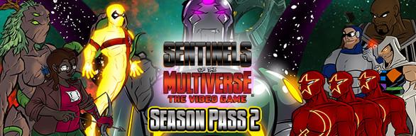 Sentinels of the Multiverse - Season Pass 2