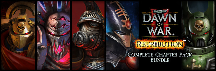 Dawn of War II: Retribution - Complete Chapter Pack Bundle