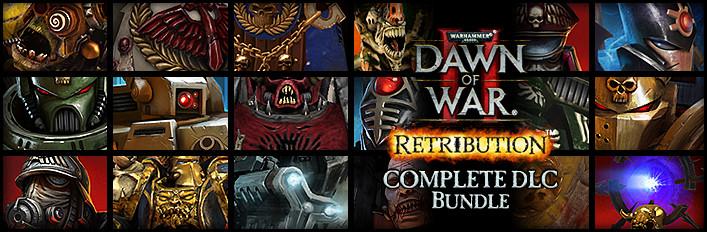 Dawn of War II: Retribution - Complete DLC Bundle