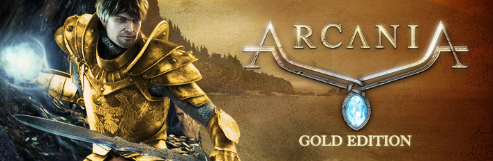 ArcaniA: Gold Edition