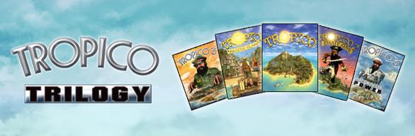 Tropico Trilogy cover art