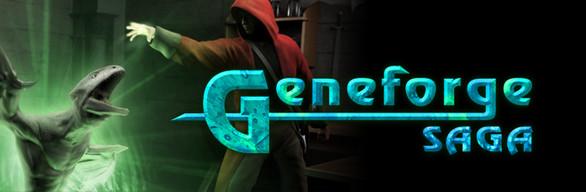 Geneforge Saga cover art