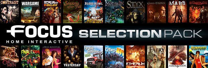 Focus Selection Pack 2016