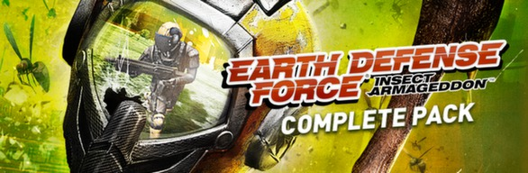 Earth Defense Force Complete Pack