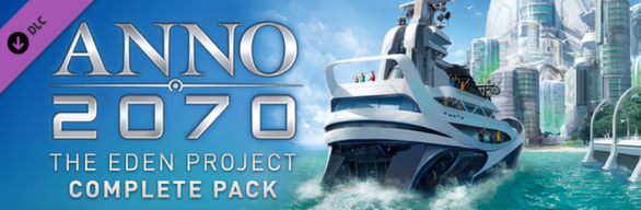 Anno 2070 - The Eden Complete Package