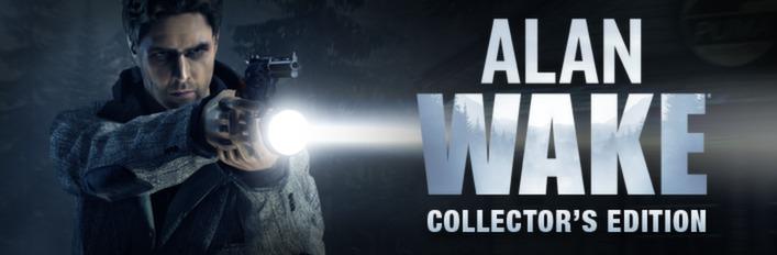 Alan Wake Collectors Edition