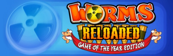 Worms Reloaded: Game of the Year Edition cover art