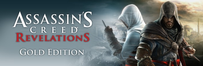 Assassins Creed Revelations - Gold Edition