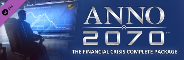 "Anno 2070â""¢ - The Financial Crisis Package"