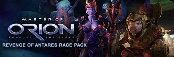Master of Orion: Revenge of Antares Race Pack