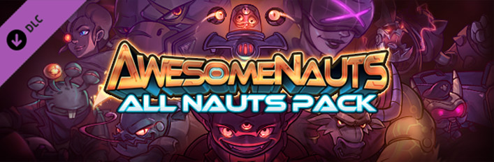 Awesomenauts All Nauts Pack