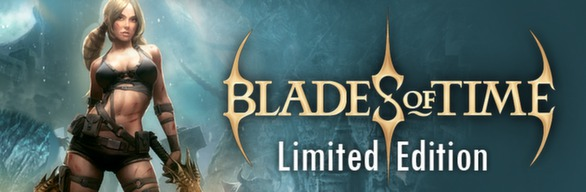 Blades of Time - Limited Edition cover art
