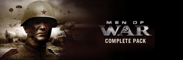 Men of War: Collector Pack 2012