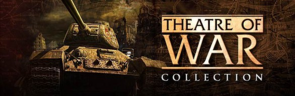 Theatre of War Collection cover art