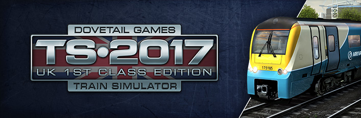 TS2017 UK First Class Edition