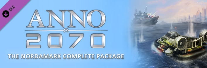 "Anno 2070â""¢  - The Nordamark Complete Package"