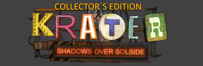 Krater - Collector's Edition
