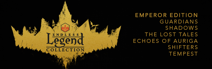 Endless Legend Collection