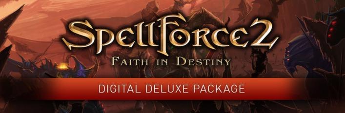 Spellforce 2 - Faith in Destiny Digital Deluxe