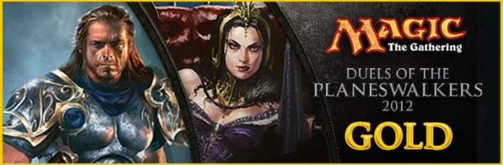 Magic 2012 Gold Game Bundle