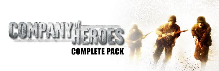 Company of Heroes Complete Pack