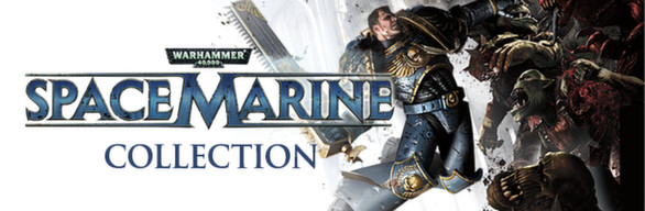 Warhammer 40,000: Space Marine Collection cover art