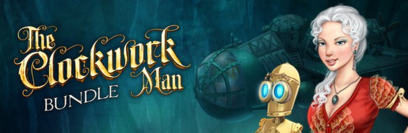 The Clockwork Man Bundle