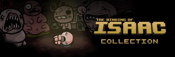 The Binding of Isaac Collection