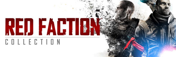 Red Faction Complete Bundle