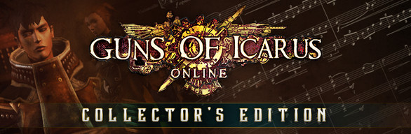 Guns of Icarus Online - Collector's Edition cover art